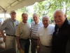 Ernie Angelo, Don Boudreaux, Robert Clark, William Mays, Whiskey Fiasconaro '52