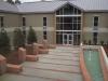 La Salle Hall Courtyard