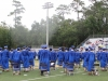 2020-07-25-Graduation-seniors-stand-for-fight-song