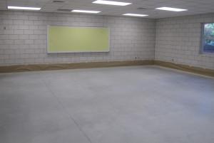 15-8-13 new gym classroom